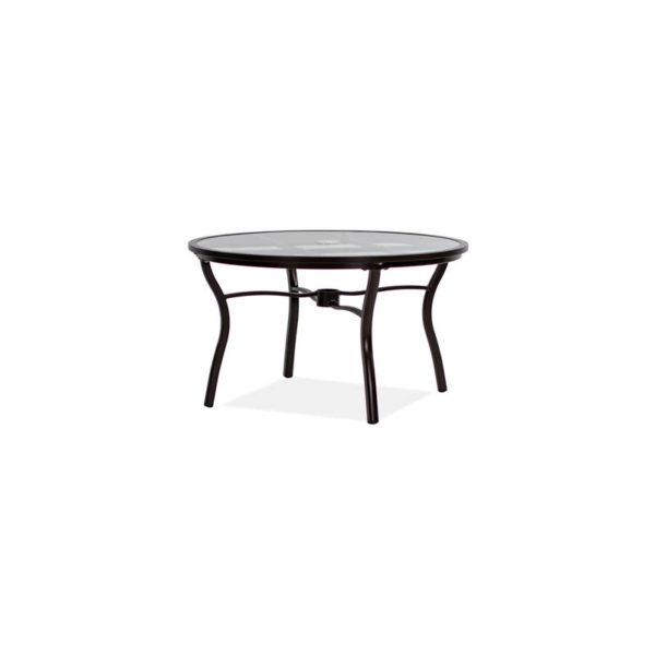 Evans—42-Round-Chat-Table—Textured-Bronze-IMG_2562-