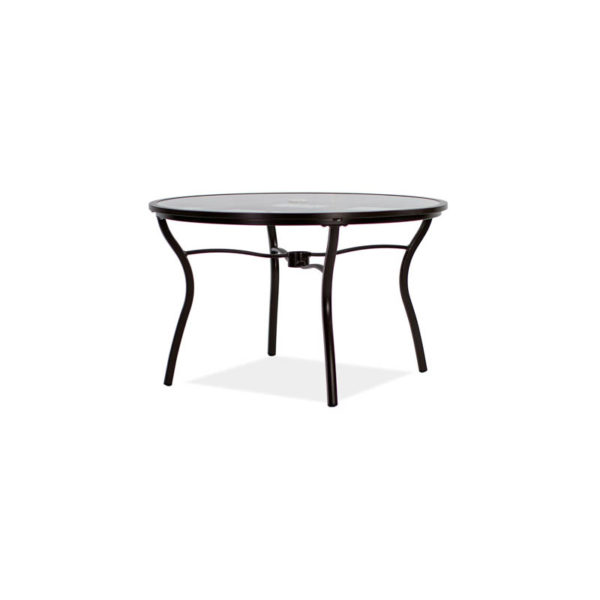 Evans—42-Round-Dining-Table—Textured-Bronze-IMG_2553-