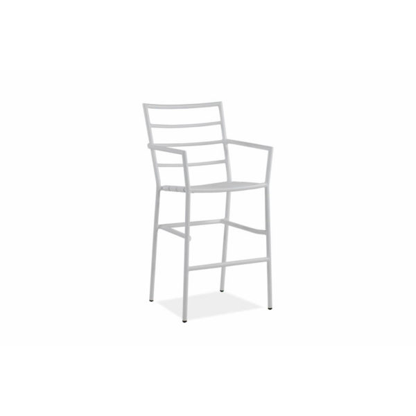 Linear—Arm-Bar-Stool—Textured-White-IMG_2740-