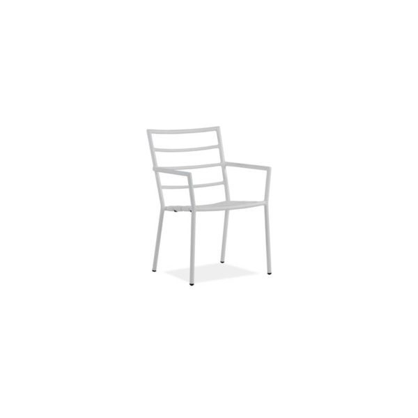 Linear—Arm-Dining-Chair—Textured-White-IMG_2632-