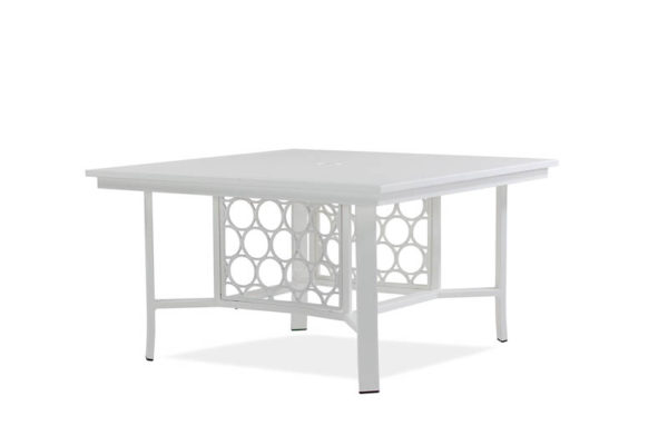 Parkview Cast – 42 Sq Chat Table – Textured White IMG_1135-_800x800