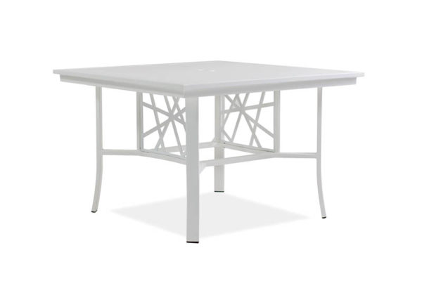 Parkview Knest – 48 Sq Dining Table – Textured White IMG_1117-_800x800