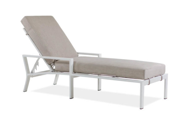 Parkview Knest – Single Chaise – Textured White – Loft Pebble IMG_1030- (11)