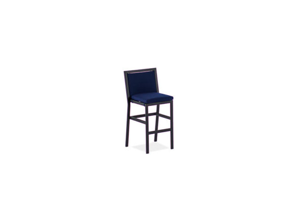 Parkview Knit – Armless Barstool – Text Black – Sparkle Navy IMG_4559-_800x800