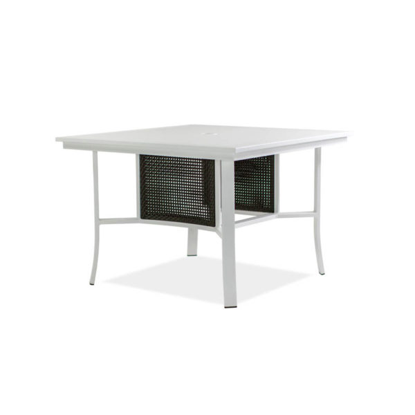 Parkview-Woven—42-Sq-Dining-Table—Textured-White—Brz-Woven-IMG_1192-