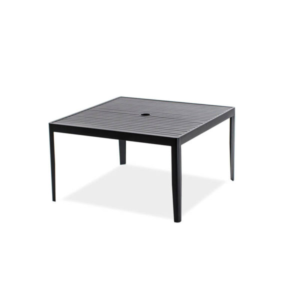 Serene-42-Chat-Table—Textured-Black—IMG_7714-