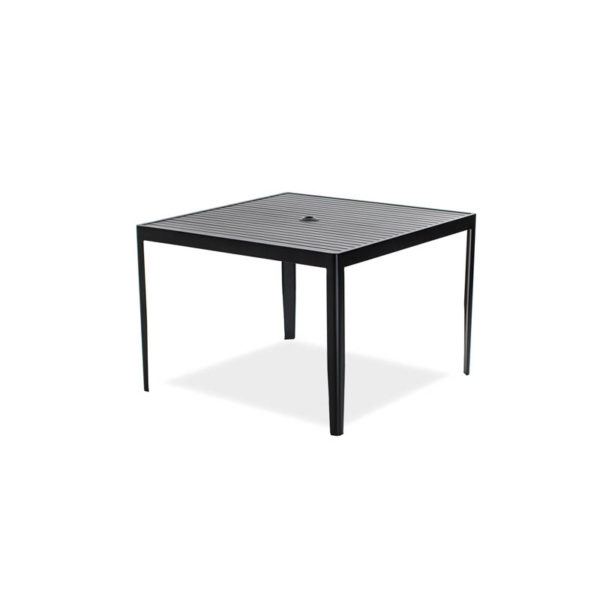 Serene-42-Dining-Table—Textured-Black—IMG_7658-
