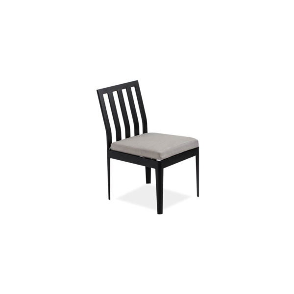 Serene-Armless-Dining-Chair—Textured-Black—Cast-Silver—IMG_7316-