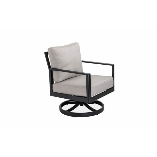Serene-Swivel-Rocking-Club-Chair—Textured-Black—Cast-Silver–IMG_7500-